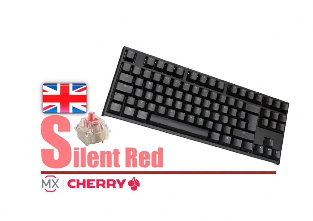 Ducky Channel One2  TKL RGB Backlit DKON1787ST-SUKPDAZT1